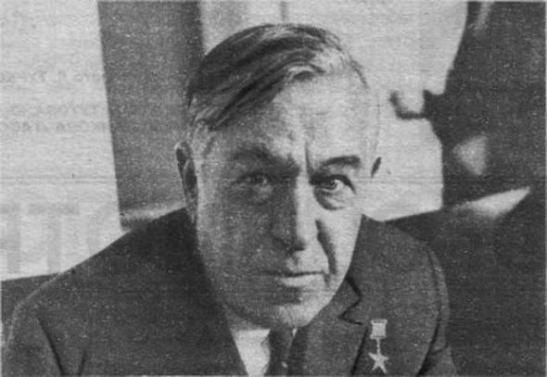 andrei snezhnevsky
